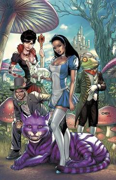 Grimm Fairy Tales Wonderland Birth of Madness