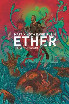 Ether Copper Golems (5-issue mini-series)