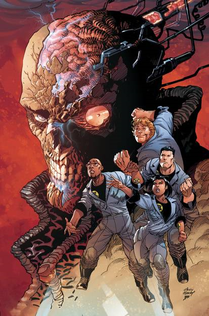 New Challengers (6-issue mini-series)