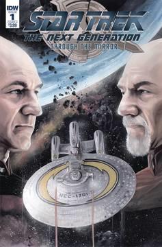 Star Trek TNG Through the Mirror