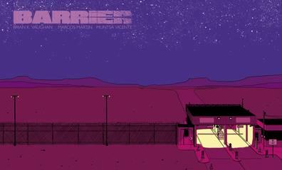 Barrier (5-issue mini-series) (Mr)