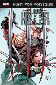 Hunt For Wolverine Claws of Killer (4-issue mini-series)