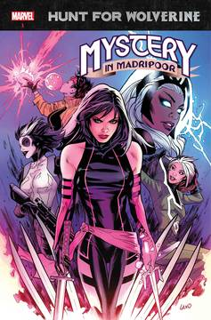 Hunt For Wolverine Mystery Madripoor (4-issue mini-series)