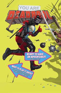 You Are Deadpool (5-issue mini-series)