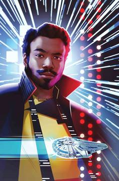 Star Wars Lando Double Or Nothing (5-issue mini-series)