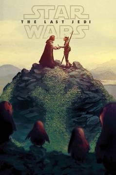 Star Wars Last Jedi Adaptation (6-issue mini-series)