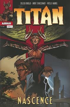 Titan (4-issue mini-series) (Mr)