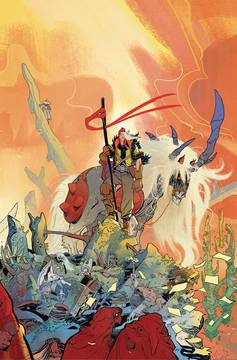Coda (12-issue mini-series)