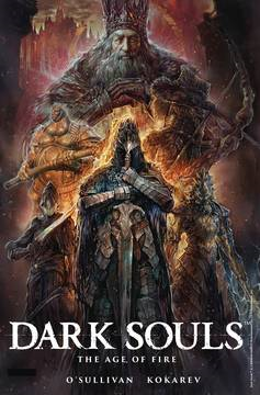 Dark Souls Age of Fire (4-issue mini-series)