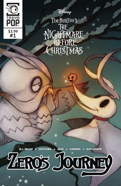 Nightmare Before Chirstmas Zeros Journey