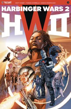 Harbinger Wars 2 (4-issue mini-series)