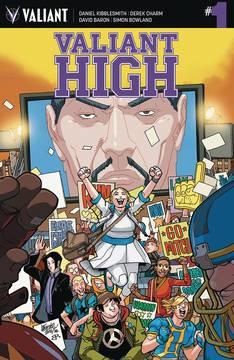 Valiant High (4-issue mini-series)