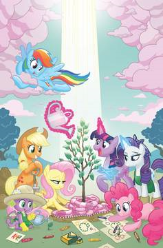 My Little Pony Spirit of the Forest 3 Issue Miniseries