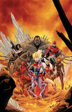 War of Realms Strikeforce War Avengers