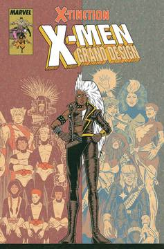 X-Men Grand Design X-Tinction 2 Issue Miniseries