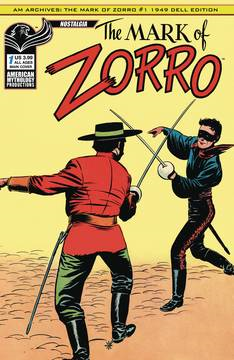 Am Archives Mark of Zorro 1949