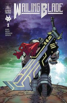 Wailing Blade 4 Issue Miniseries