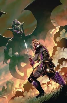 Dragonsblood 4 Issue Miniseries