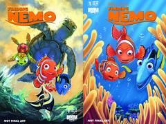 Finding Nemo Losing Dory (one shot)