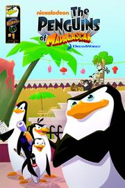 Penguins of Madagascar VOL 3