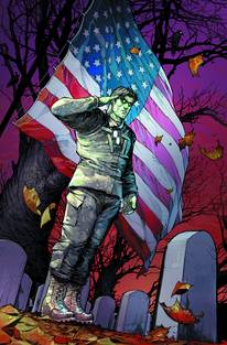 Star Spangled War Stories Gi Zombie