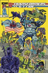 Transformers Vs Gi Joe