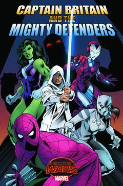 Captain Britain and Mighty Defenders (2-issue mini-series)