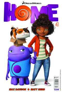 Home (4-issue mini-series)