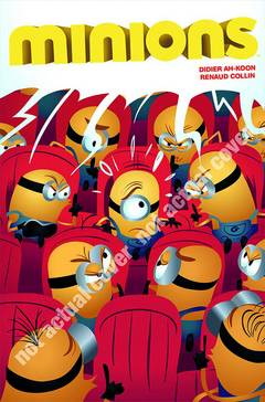 Minions Magazine (2-issue mini-series)