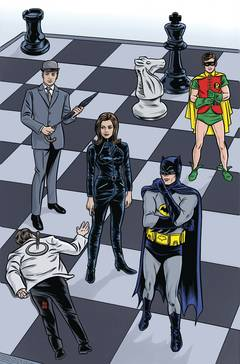 Batman 66 Meets Steed and Mrs Peel (6-issue mini-series)