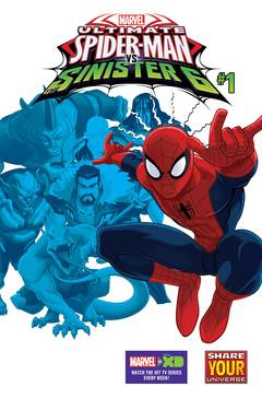 Marvel Universe Ult Spider-Man Vs Sinister Six