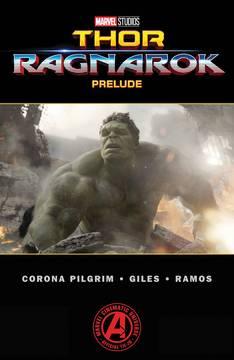 Marvels Thor Ragnarok Prelude (4-issue miniseries)