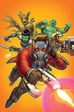 Guardians of Galaxy Telltale Series (5-issue miniseries)
