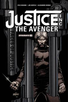 Justice Inc Faces of Justice (4-issue miniseries)