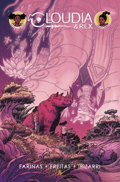 Cloudia & Rex (3-issue miniseries)