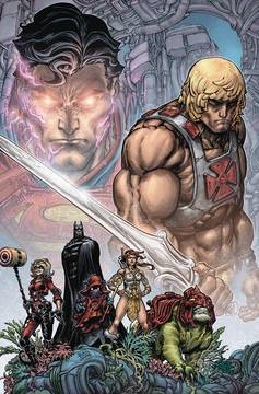 Injustice Vs He Man & Masters Ot Universe (6-issue mini-series)