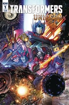 Transformers Unicron (6-issue mini-series)