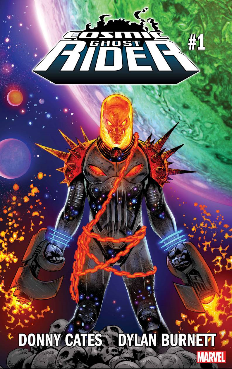 Cosmic Ghost Rider (5-issue mini-series)