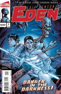 Eden (4-issue mini-series)