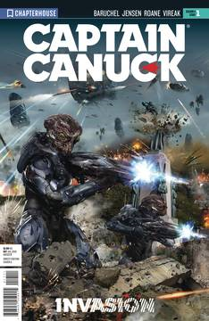 Captain Canuck Season 4