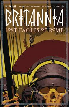 Britannia Lost Eagles of Rome (4-issue mini-series)