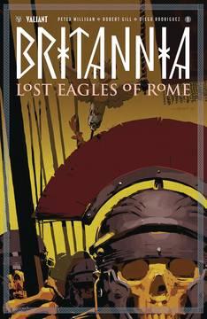Britannia Lost Eagles of Rome (4-issue mini-series)