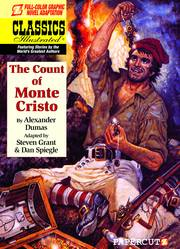 CLASSICS ILLUS HC VOL 08 COUNT OF MONTE CRISTO