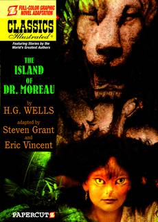 CLASSICS ILLUS HC VOL 12 ISLAND OF DR MOREAU