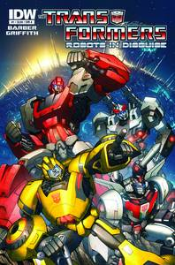 Transformers Robots In Disguise Ongoing