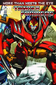 Transformers More Than Meets Eye Ongoing