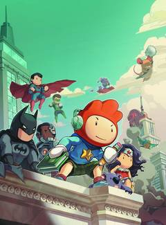 Scribblenauts Unmasked Crisis of Imagination