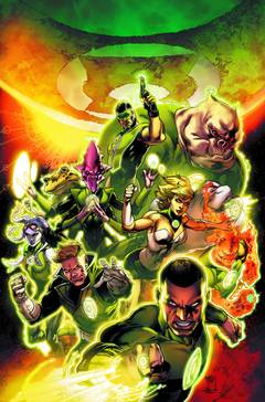 Green Lantern Corps Edge of Oblivion (6-issue mini-series)
