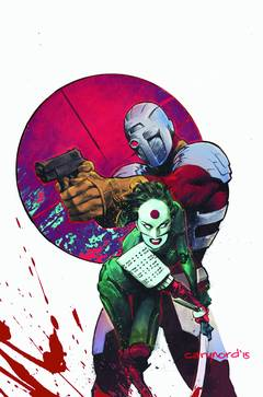 Suicide Squad Most Wanted Deadshot Katana (6-issue mini-series)