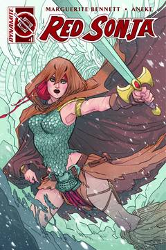 Red Sonja VOL 3